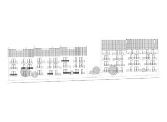 imagen proyecto saestudio Coruña: Viviendas en Arteixo