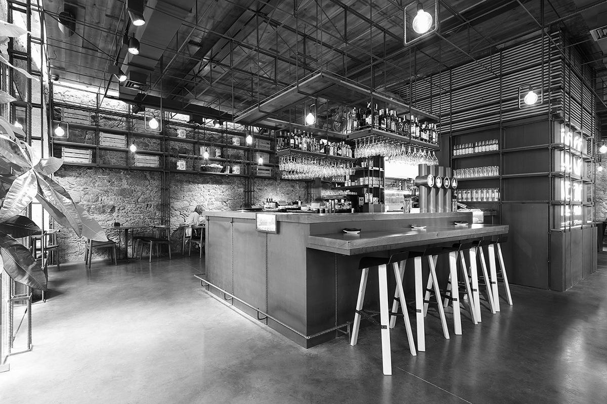 imagen proyecto saestudio Coruña: Bar Boca Negra