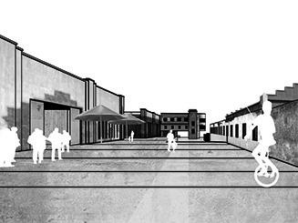 imagen proyecto saestudio Coruña: Comandancia de Obras