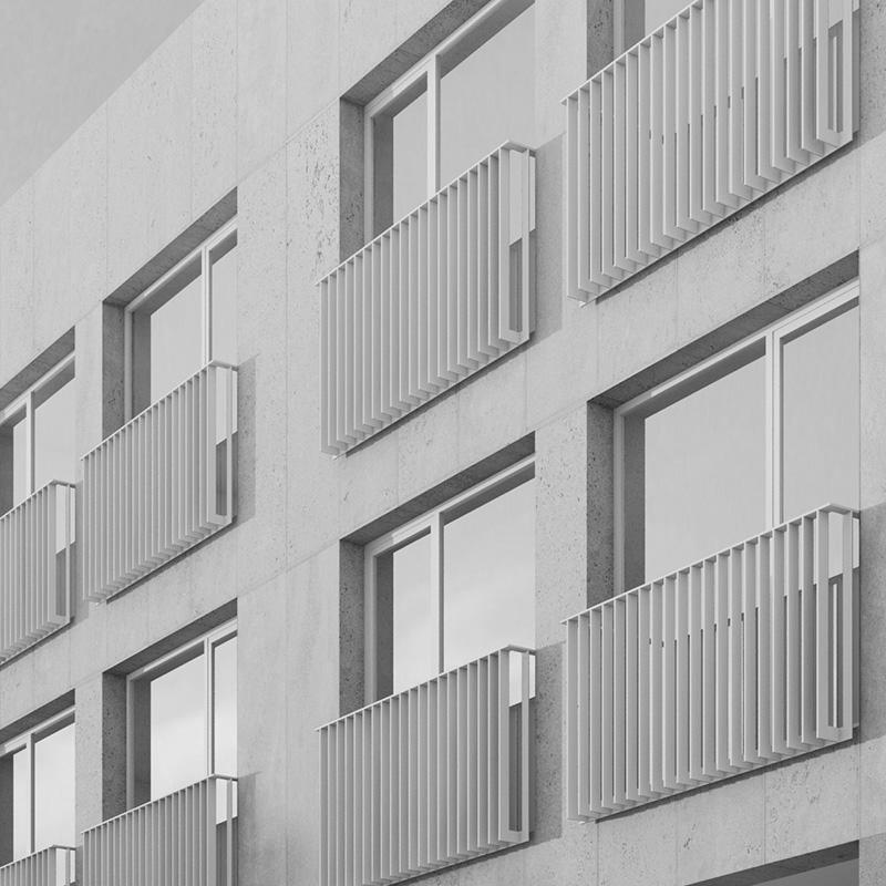 imagen proyecto saestudio Coruña: Edificio en Beluso