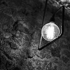 imagen proyecto saestudio Coruña: Lámpara Boca Negra