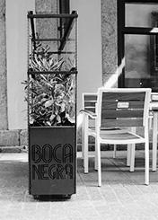 imagen proyecto saestudio Coruña: Cortavientos Boca Negra