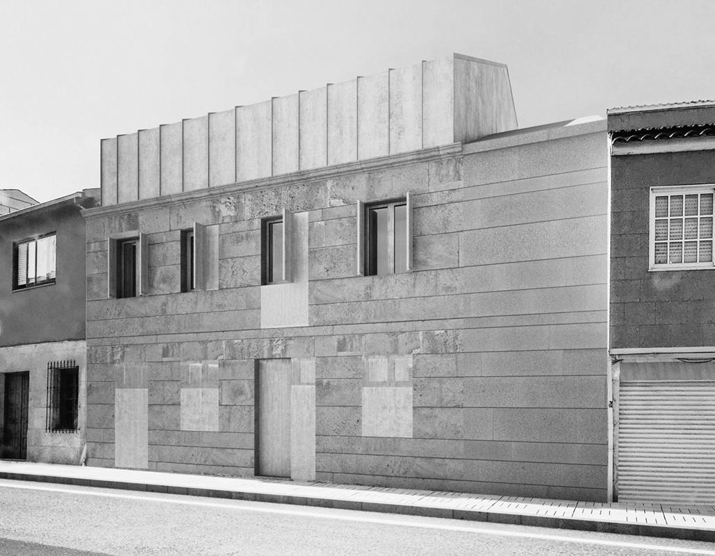 imagen proyecto saestudio Coruña: Rehabilitación en Beluso